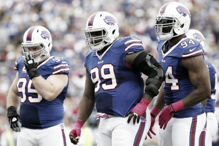 New England cae por primera vez ante los Bills