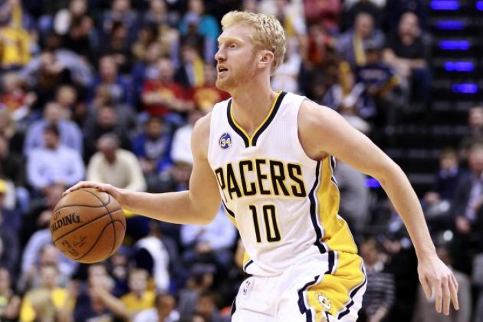 Chase Budinger Agrees To Buyout With The Indiana Pacers