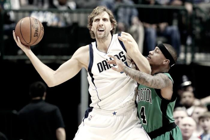 """NBA - Dirk Nowitzki senza età: """"Voglio onorare il mio contratto con i Mavericks"""""""