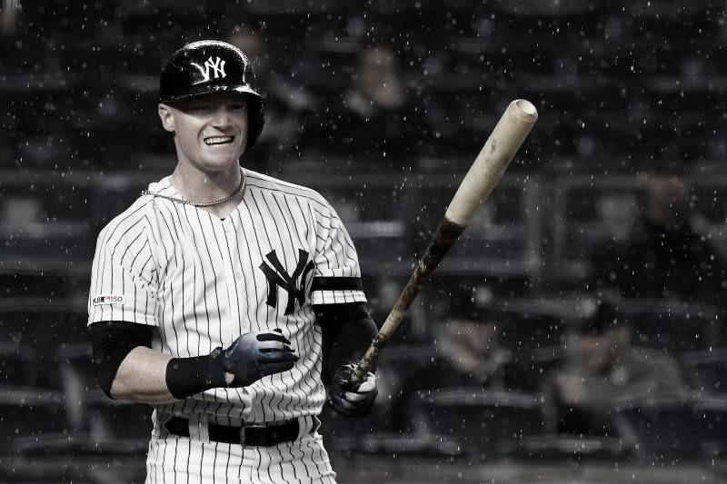 Frazier, el nuevo lesionado de los Yankees