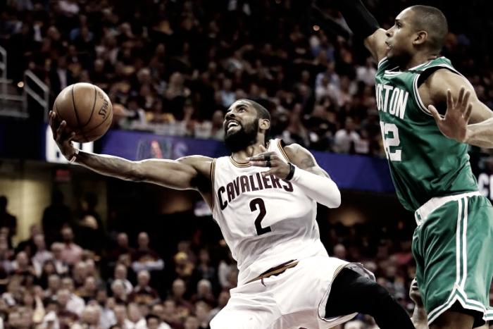 NBA Playoff - Un super Irving batte i Celtics: Cleveland vince gara 4 112-99