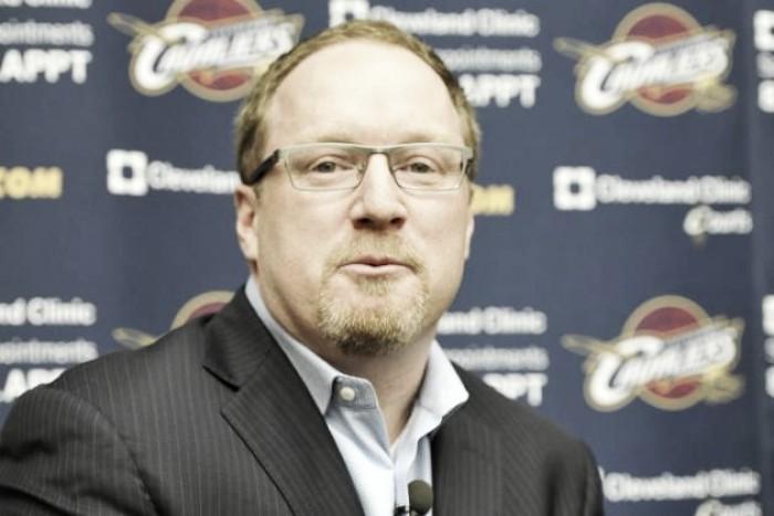 David Griffin deja de ser el General Manager de Cleveland