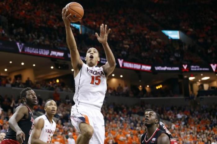 Result Louisville Cardinals 47-63 Virginia Cavaliers in 2016 College Basketball