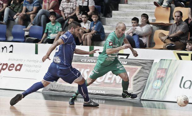 El Peñíscola FS rompe su dinámica en Navarra