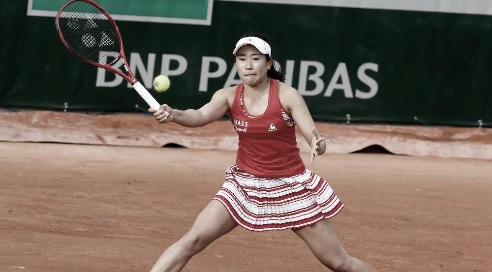 Stephens cai para Hibino na estreia do WTA de Strasbourg