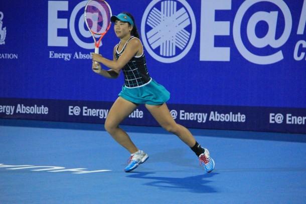 WTA Hua Hin Quarterfinals Recap: Hibino and Shvedova Advance