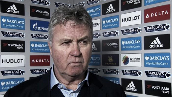 Hiddink: ''Nuestro objetivo es ganar todos los partidos de casa''