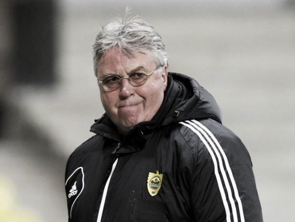 Guus Hiddink démissionne de l'Anzhi