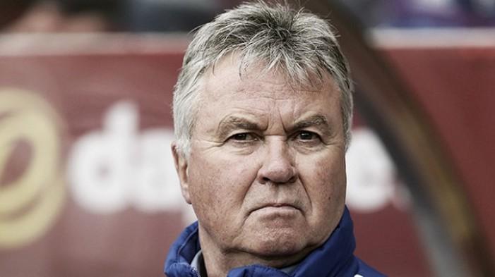 """Após derrota de virada, Guus Hiddink lamenta: """"Estou desapontado com o resultado"""""""