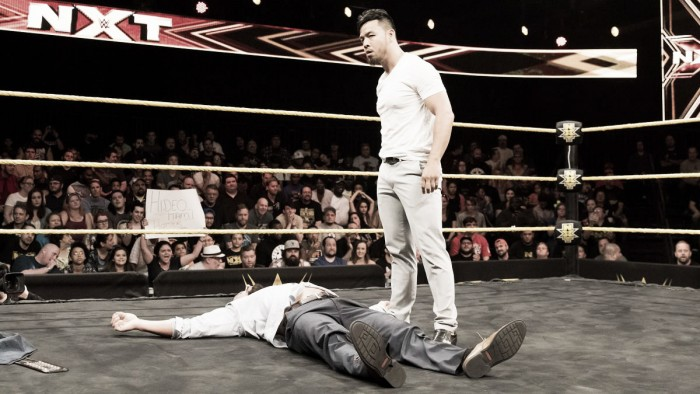 NXT Review 05/17/17