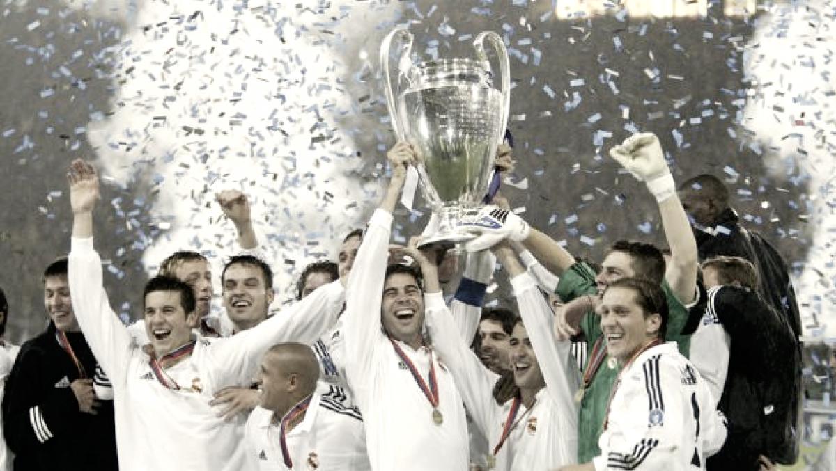 La novena Copa de Europa 'cumple' 16 años