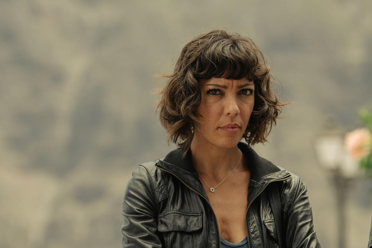 """Iris Díaz será la sargento Cruz en la nueva temporada de """"Hierro"""""""