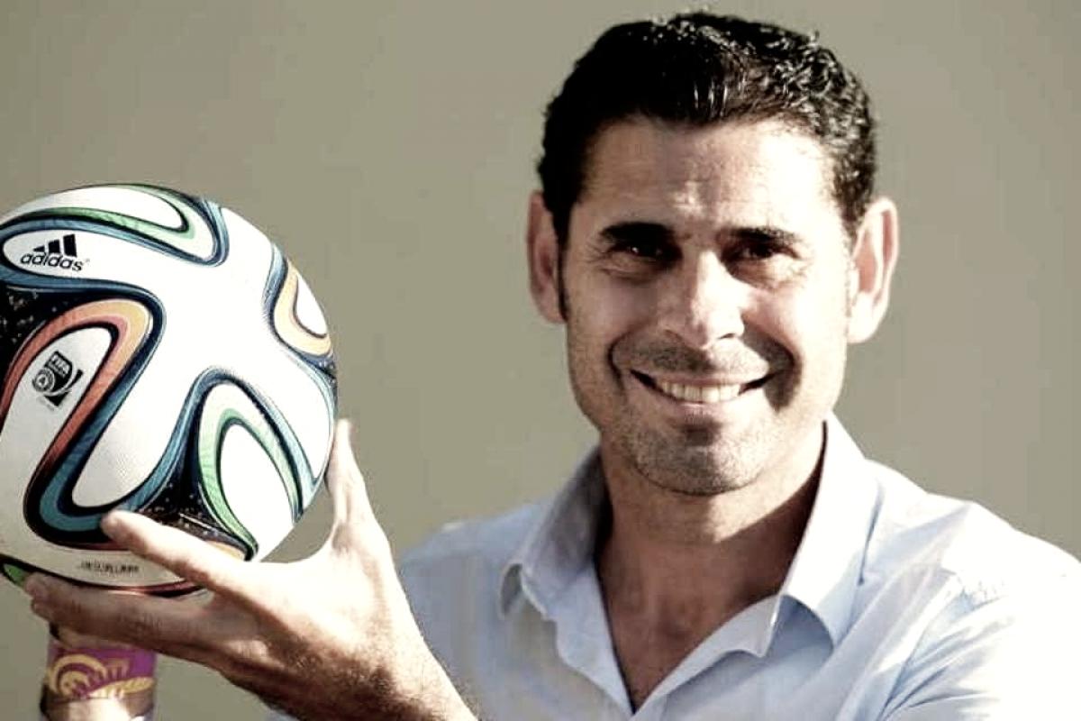 Fernando Hierro, el seleccionador por sorpresa