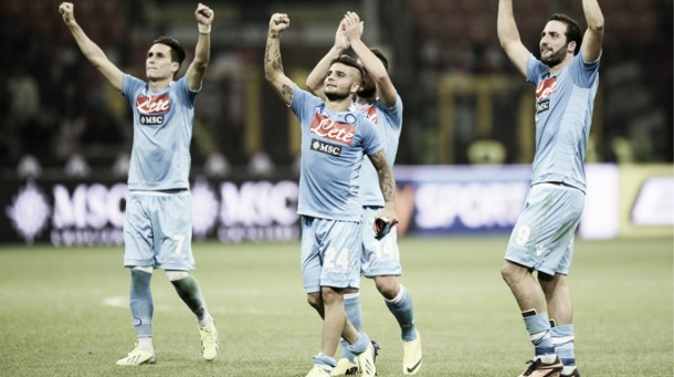 """Napoli, Higuan recupera. Callejon: """"Scudetto? Una sfida immensa"""""""
