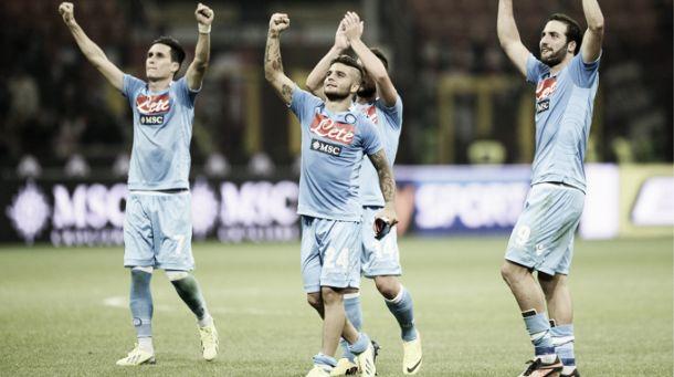 Napoli, contro la Juve torna il tridente delle meraviglie