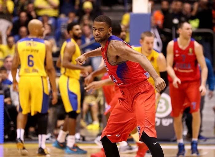 Eurolega, Video - Il Cska rischia a Tel Aviv, ma batte il Maccabi in rimonta