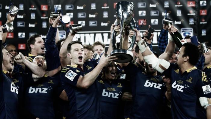 Super Rugby 2016: Highlanders, el defensor del título