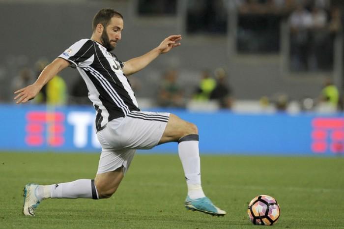 """Juventus, Higuain: """"Complicato lasciare Napoli, ma penso di avere fatto la scelta giusta"""""""