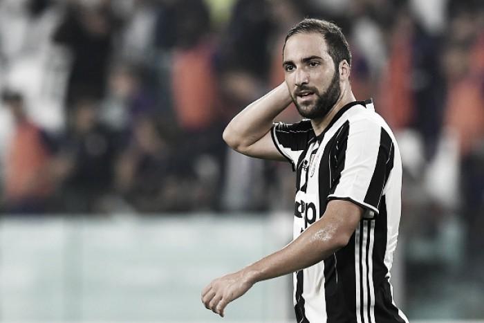 """Higuaín não se arrepende de trocar Napoli pela Juventus: """"Grande passo na minha carreira"""""""