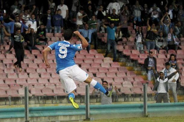 Il Napoli supera la Juventus con un super Higuain: finisce 2-1 al San Paolo