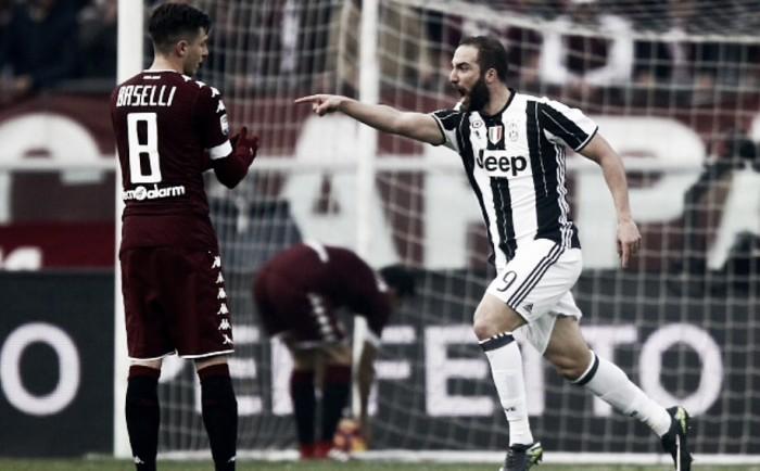 Higuain alla Trezeguet, poi Pjanic chiude i conti: Torino è ancora bianconera! (1-3)