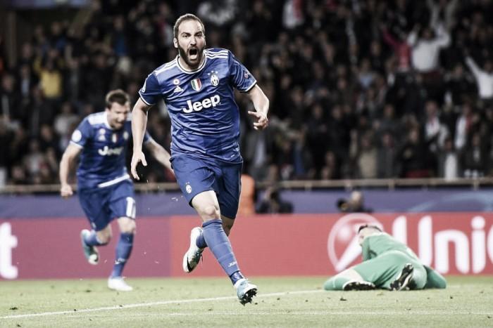 Juventus, il risveglio europeo di Gonzalo Higuaìn
