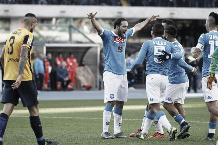 Palermo v Napoli Preview: Gli Azzurri head to Seria A strugglers as they look to make up ground on Juventus