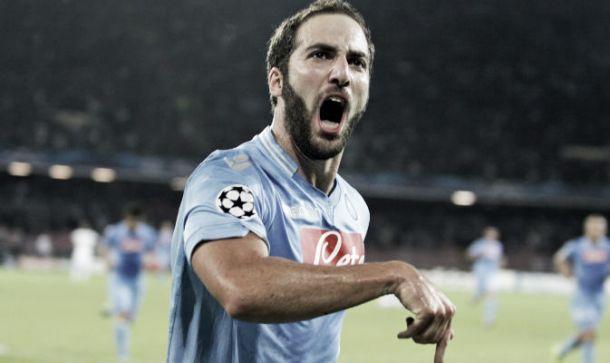 Napoli, l'Inter alle porte con il dubbio Higuain