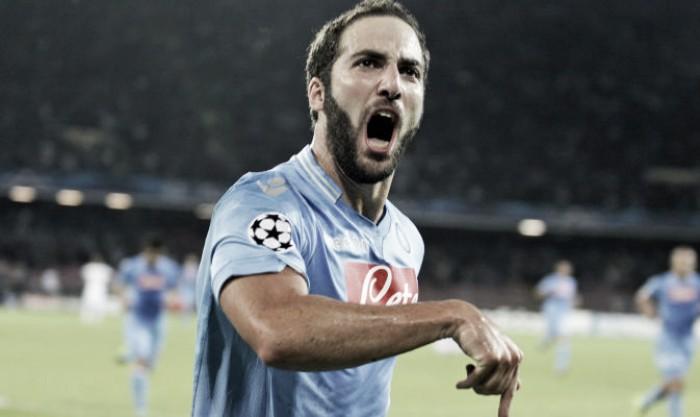 Napoli, minaccia Paris Saint Germain per Higuain