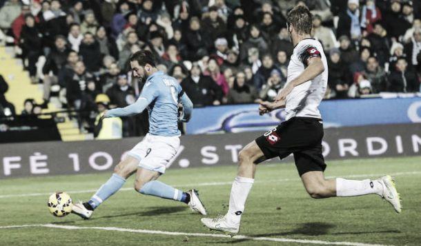 Live Napoli - Cesena in risultato partita Serie A (3-2)