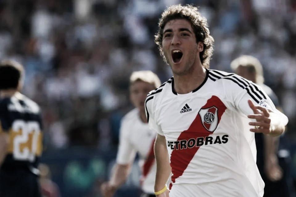 """Higuaín: """"River es un club que me dio todo, pero ahora no sé que va a pasar"""""""