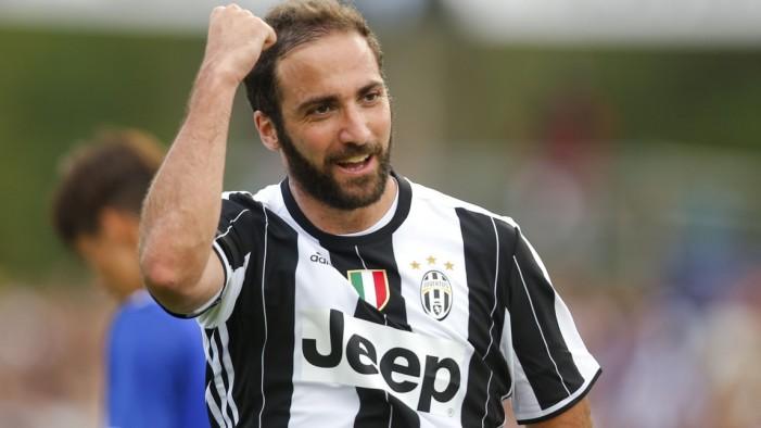 Juventus, per il Genoa torna Higuain