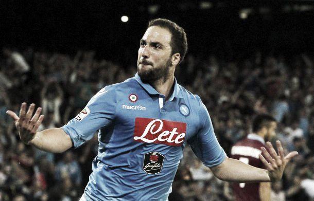 Il Napoli ed Higuain vedono la Lazio, c'è aria di rivincita. Sarri, rebus modulo