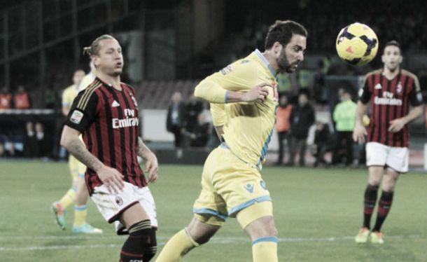 Napoli, occasione riscatto: battere il Milan per continuare a sognare