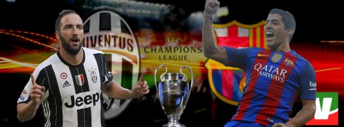 Verso Juve-Barça - Higuain vs Suarez: i giganti dell'attacco