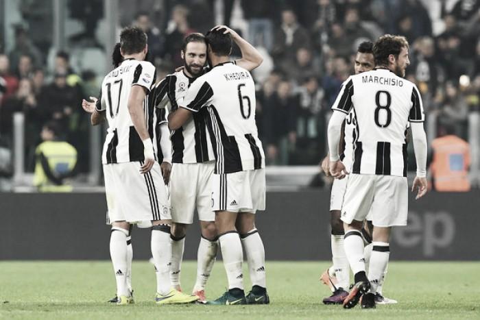 Higuaín decide e garante vitória para Juventus no reencontro com Napoli