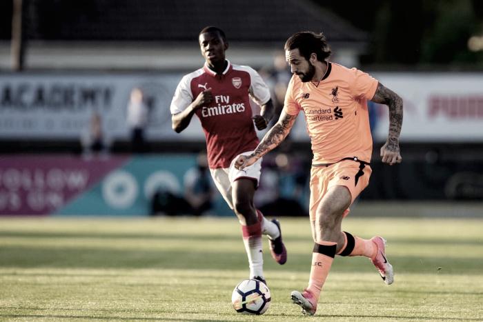 Danny Ings quiere triunfar en el Liverpool
