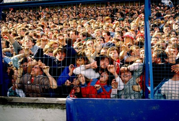 L'ecatombe di Hillsborough