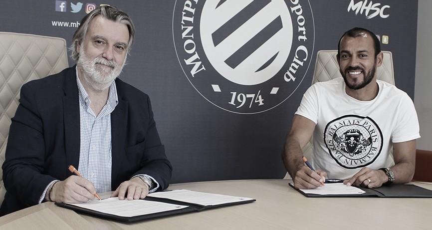 Aos 42 anos, brasileiro Hilton renova para mais uma temporada com o Montpellier