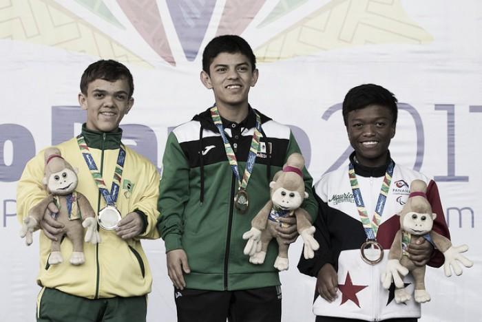 Resumo do segundo dia: Parapan de Jovens distribui primeiras medalhas