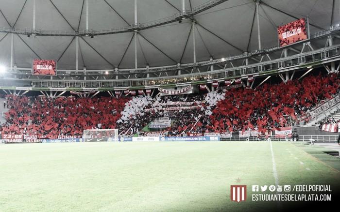 """Bernard: """"Estudiantes tendrá publico visitante contra Sarmiento"""""""