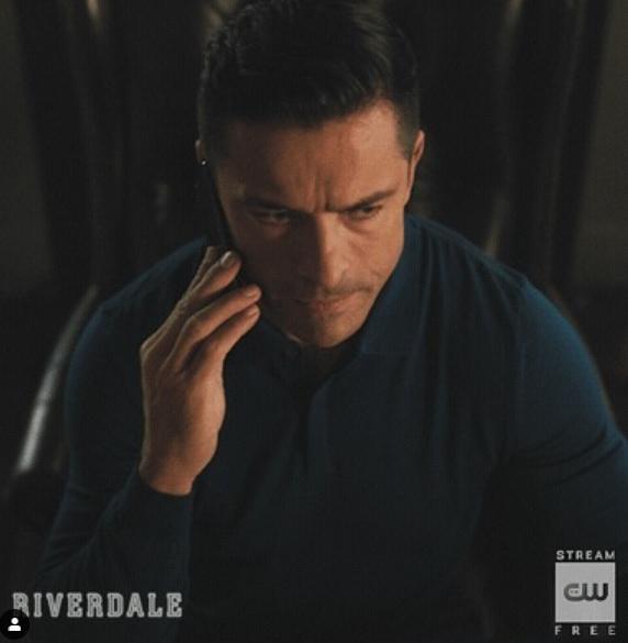 O grande vilão em Riverdale