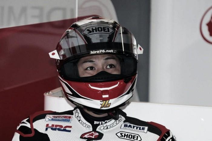 """Hiroki Ono: """"Tengo buenas sensaciones encima de la moto"""""""
