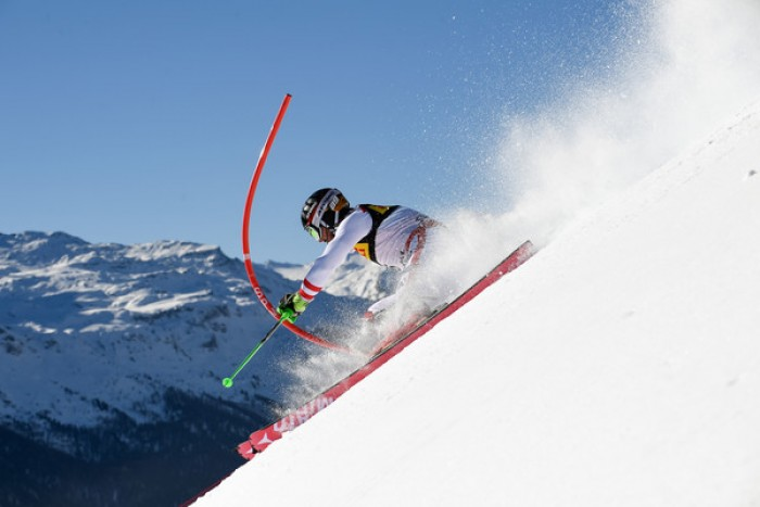Slalom Speciale St Moritz 2017, 1°manche: Hirscher al comando, non bene gli italiani