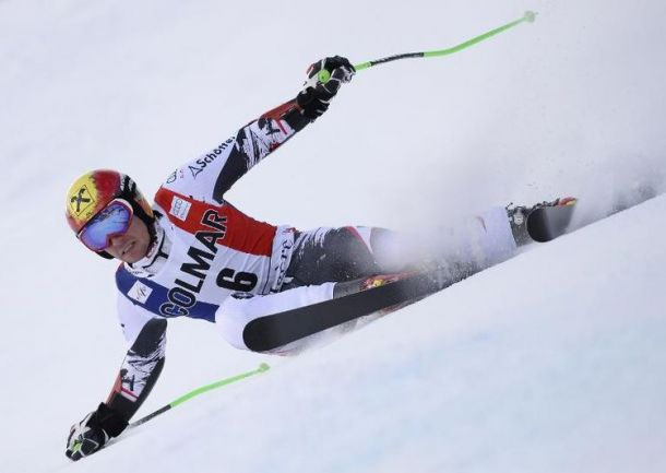 In Val-d'Isère trionfa Hirscher, Ligety out
