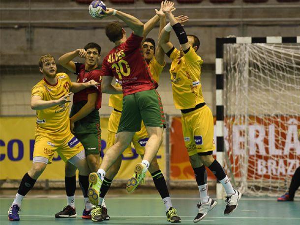 España vence a Portugal en la tercera jornada del Mundial Júnior