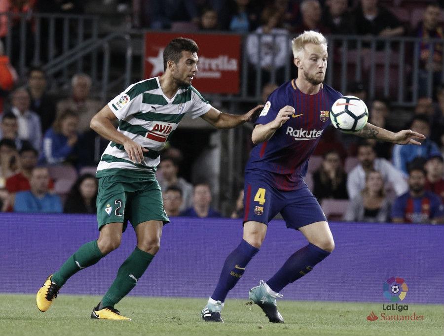 Historial del FC Barcelona - SD Eibar