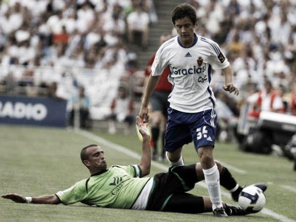 Cristian Álvarez, un francotirador a balón parado