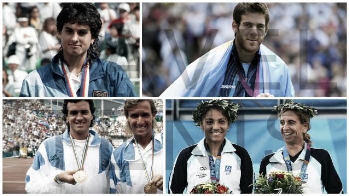 La historia olímpica del deporte blanco, y celeste