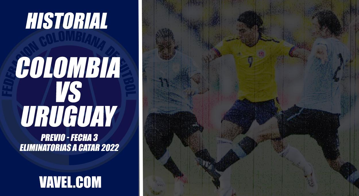 Historial Colombia vs Uruguay: invicto en Barranquilla por eliminatorias